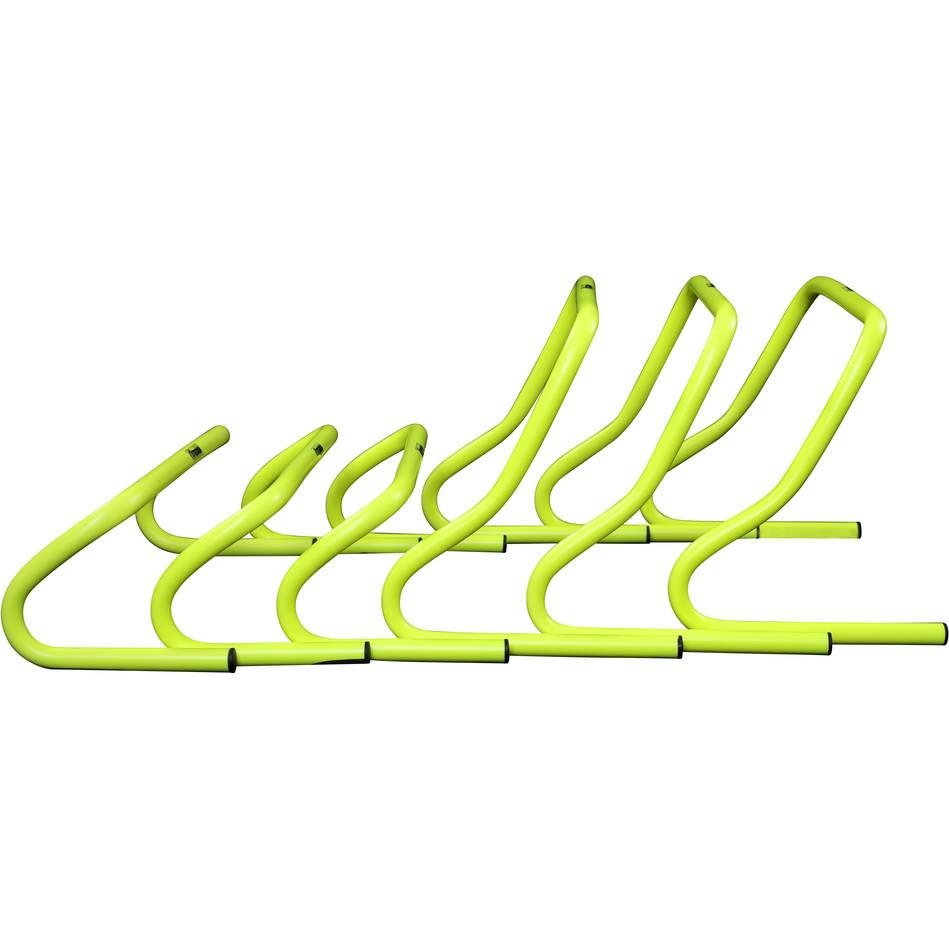 mainTraining Hurdles Mixed Pack (3 x 15cm & 3 x 30cm)0