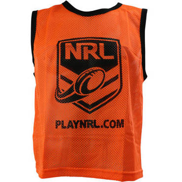 ST-NRL Fluoro Training Bib Jnr - available in 4 colours