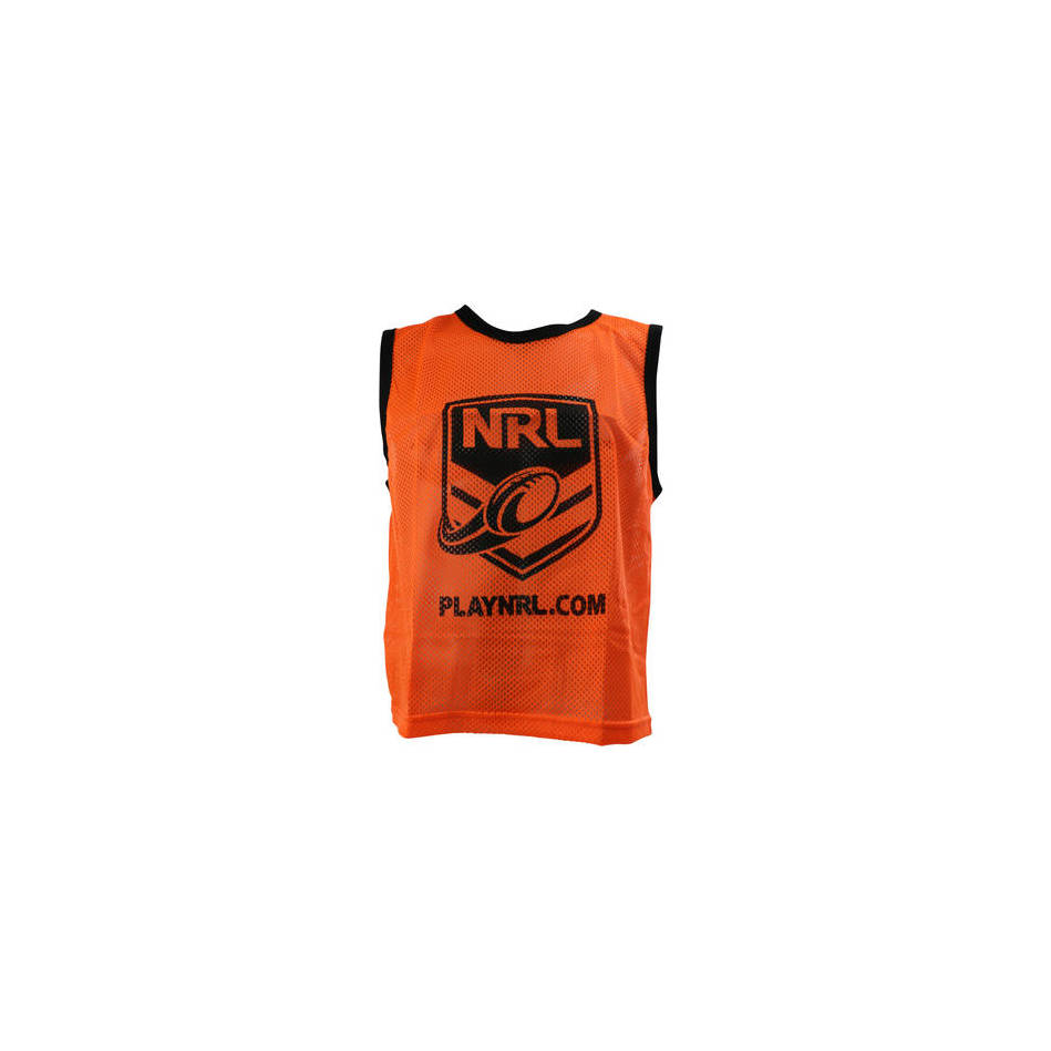 mainST - NRLGD Fluoro Training Bib Snr - available in 4 colours0