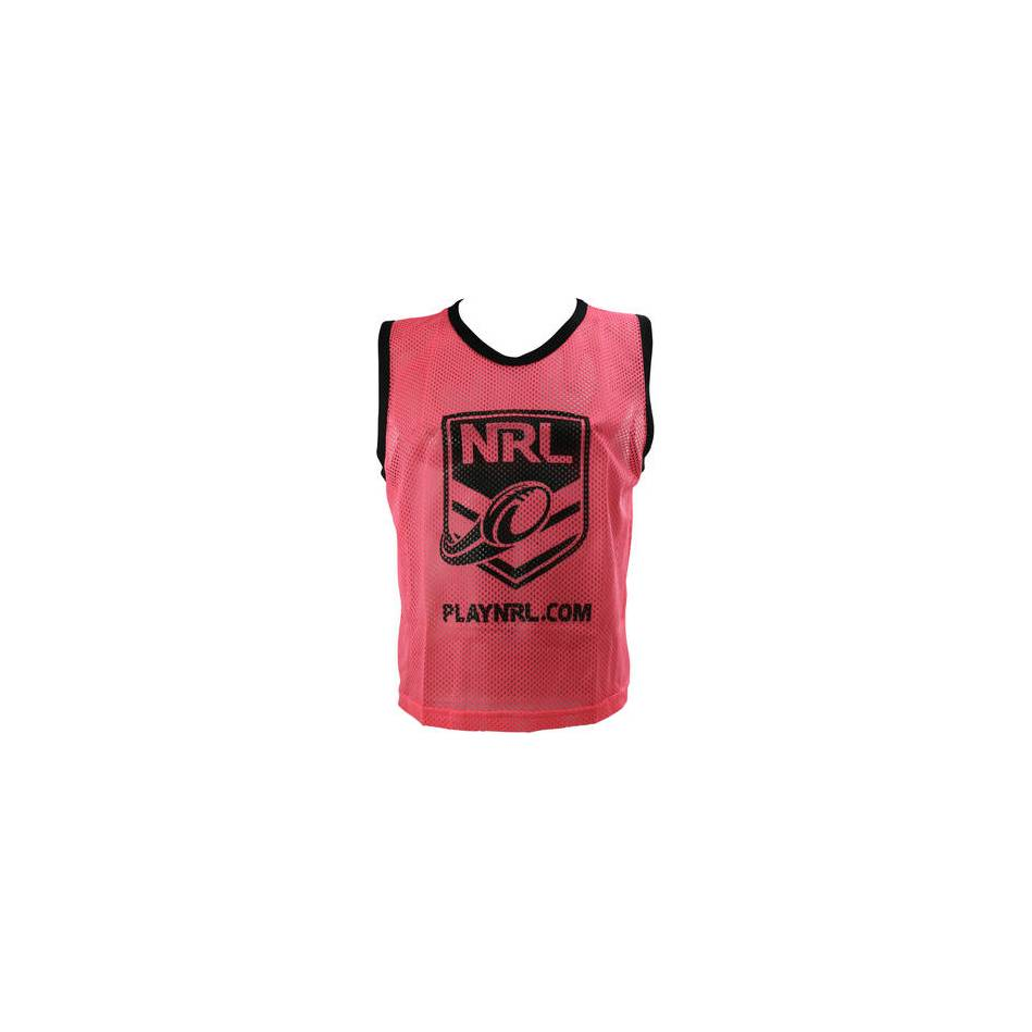 mainST - NRLGD Fluoro Training Bib Snr - available in 4 colours1
