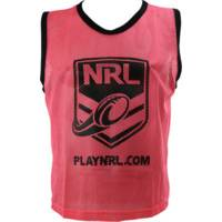 ST - NRLGD Fluoro Training Bib Snr - available in 4 colours1