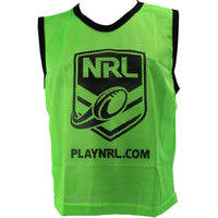 ST - NRLGD Fluoro Training Bib Snr - available in 4 colours3