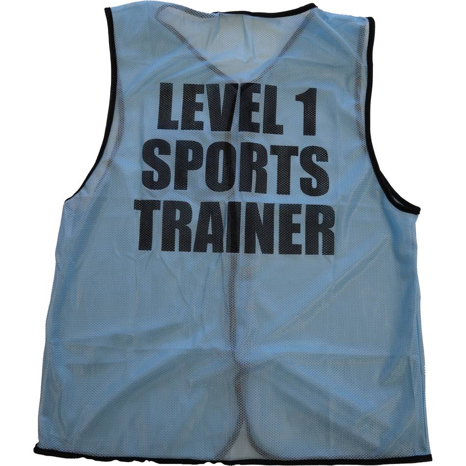 mainLevel 1 Sports Trainer Bib - Blue0