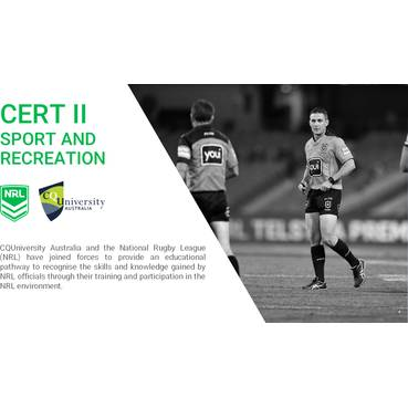 NRL VET Referee Program